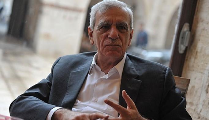 'Kürtlerin AK Parti ile bir geleceği olmaz' diyen Ahmet Türk'ten CHP'ye 'açık ve net olma' çağrısı