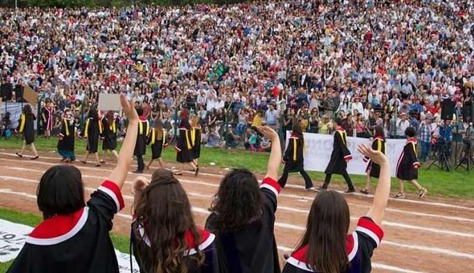 ODTÜ Rektörlüğü'nden mezuniyet töreni yapmama kararı