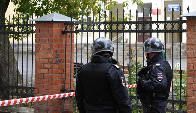 Rusya'da üniversitede silahlı saldırı: 8 kişi öldü