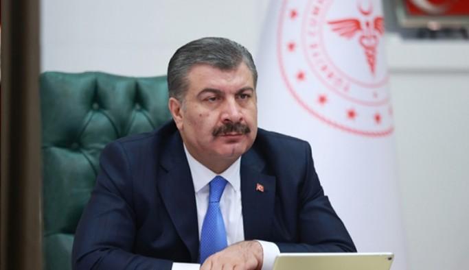 Sağlık Bakanı: Mu varyantı görülen vakalar İstanbul'da