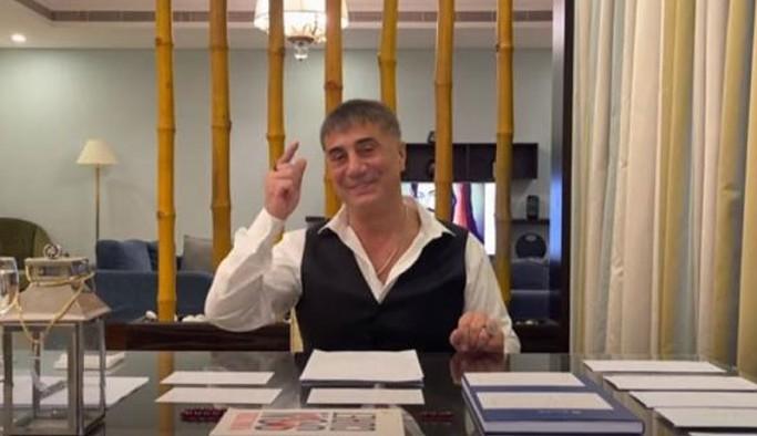Sedat Peker: Kayıtlar ve belgeler devletin içindeki görevlilerden geldi
