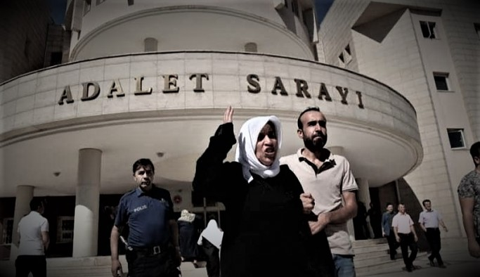 Şenyaşar ailesi: Adliye binasında yazan 'adalet' sadece tabeladan ibaret