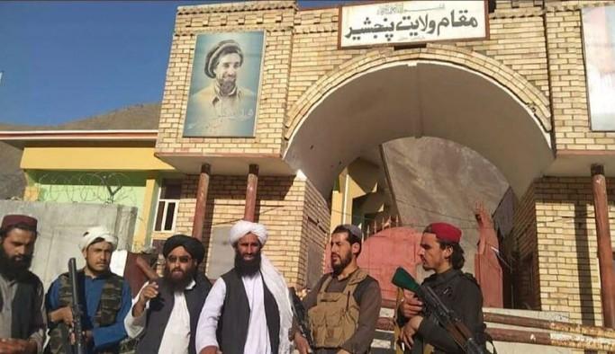 Taliban: Pençşir'de kontrolü ele geçirdik
