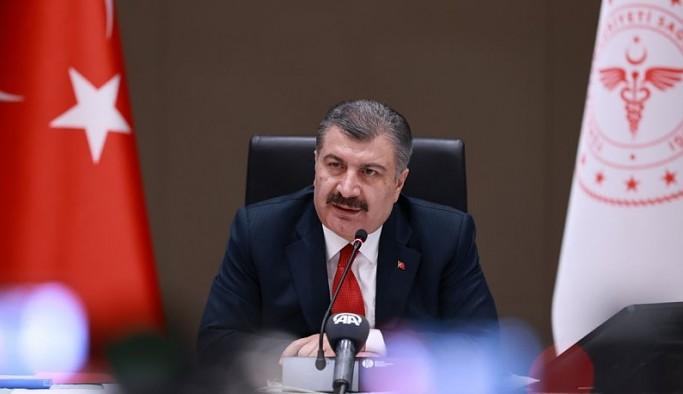 Türkiye'de koronavirüsten 221 kişi yeni kaybetti, 26 bin 161 vaka tespit edildi