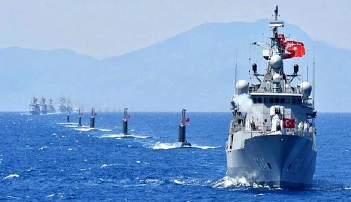 Türkiye'den Yunanistan'a itiraz NAVTEX'i