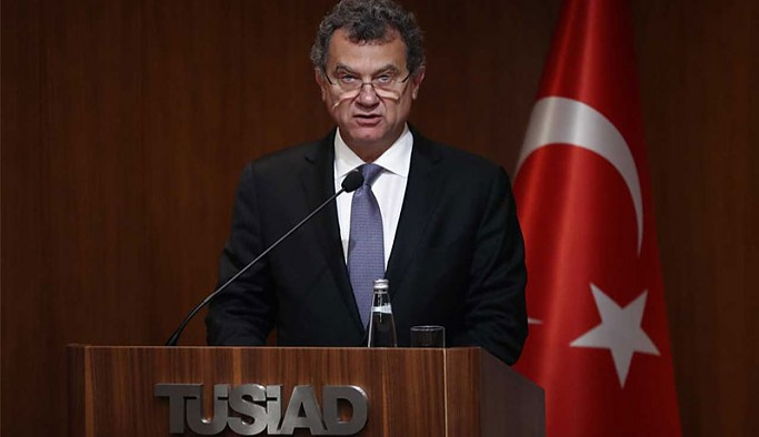 TÜSİAD Başkanı Kaslowski: Avrupa'nın sınır bekçisi olmaktan vazgeçmeliyiz