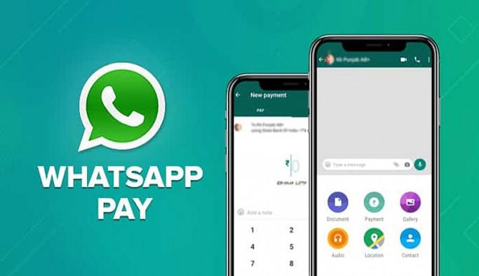 WhatsApp'tan kullanıcılarına para ödeme özelliği