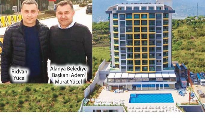 'Yurt yapıyoruz' diyen şirket devletten vergi indirimini aldı, binayı 5 yıldızlı otele çevirdi