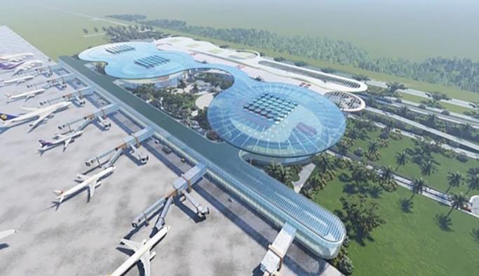 3 kez temel atma töreni yapılan havalimanı için 2.3 milyar TL'lik yatırım teşvik belgesi