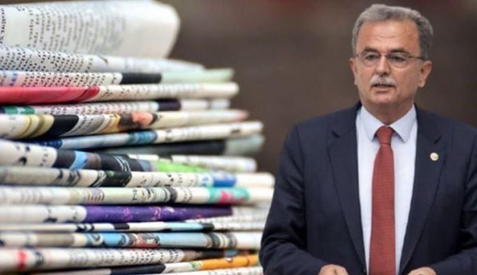 AKP'nin kanun teklifine Meclis Plan ve Bütçe Komisyonu üyesinden tepki: Bunun adı basına kelepçedir