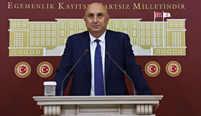 CHP'li Özkoç'tan İnce'ye 'adaylık' tepkisi: Nifak sokmak için içiniz içinizi yiyor, biliyoruz