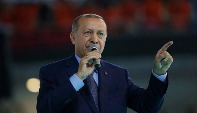 Erdoğan: Amerika'nın ve İngiltere'nin halini görüyorsunuz değil mi?