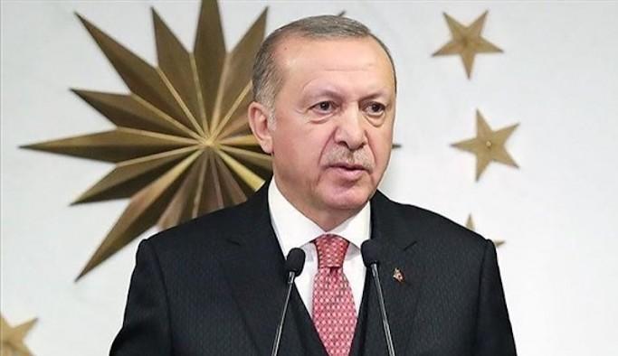 Erdoğan: Bakanlığı'mızın adını, Çevre, Şehircilik Ve İklim Değişikliği Bakanlığı olarak değiştiriyoruz