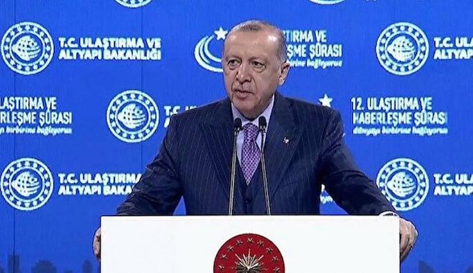 Erdoğan: Fırsatları değerlendirmekte kararlıyız