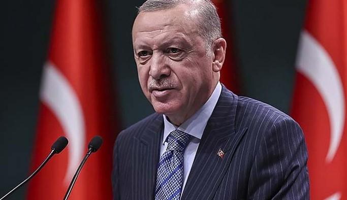 Erdoğan, Kavala, Selahattin ve Başak Demirtaş'ı hedef aldı!