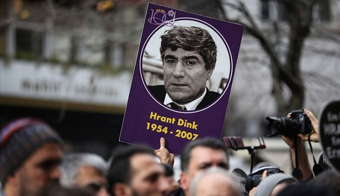 İçişleri Bakanlığı kusurlu bulundu: Hrant Dink'in ailesine 1 milyon tazminat