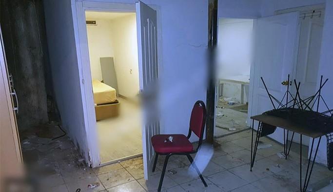 Kadıköy'de 'fırsat' dairesi: Penceresi yok, harabe oda için 1250 TL kira