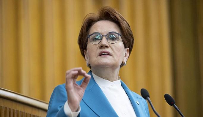 Meral Akşener: Merkez Bankası Başkanları mevsimlik işçi oldu