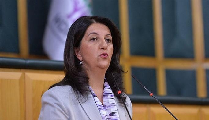 Pervin Buldan: Savaş tezkeresi Kürt düşmanlığıdır