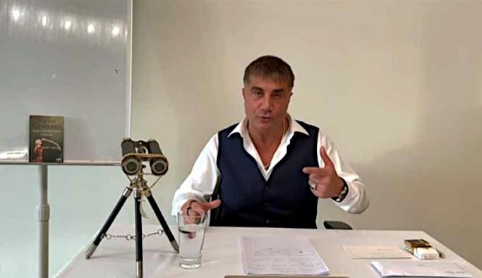 Sedat Peker'den SADAT ve Ergenekon hakkında tweet yağmuru