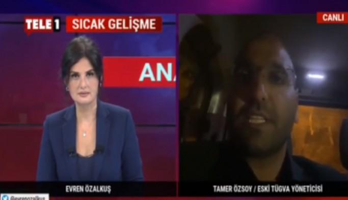 TÜGVA belgelerini sızdıran Tamer Özsoy: Buzdağının yüzde 1'i, belgeler ortadan kaldırılabilir