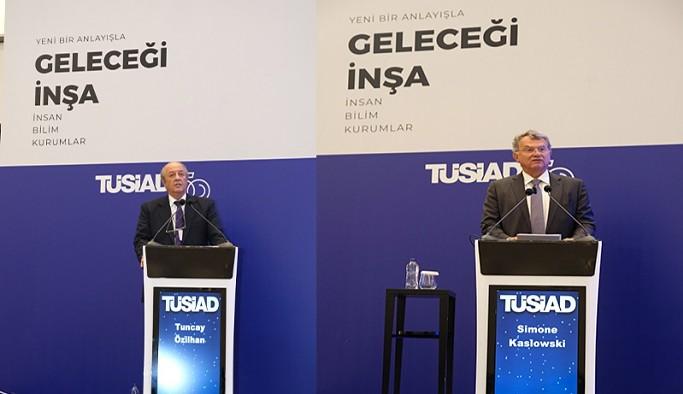 TÜSİAD'dan demokrasi, laiklik, kurumsuzlaşma ve Merkez Bankası bağımsızlığı çıkışı