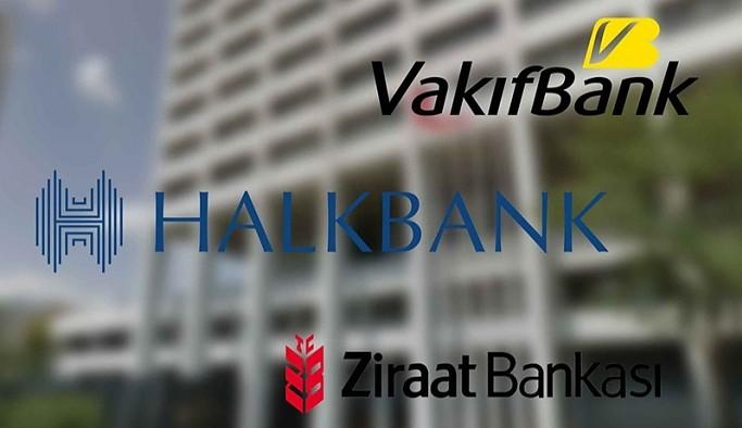 Ziraat Bankası, Halkbank ve Vakıfbank'ın faiz oranlarını indirmesi bekleniyor