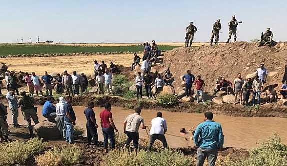 Urfa'da inanılmaz olay 3 çocuk boğuldu