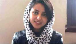 Sanatçı Yelda Abbasi havalimanında gözaltına alındı