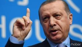 Erdoğan MYK'da uyardı: Siz bu işlere karışmayın...