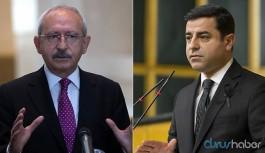 Kemal Kılıçdaroğlu'ndan Demirtaş yorumu: Tıpış tıpış uygulayacaksınız