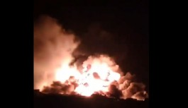 İddia: TSK kontrolündeki El Bab ve Cerablus'a Akdeniz'den füze atıldı