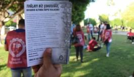 Bildiri dağıtan 9 TİP üyesi gözaltına alındı