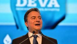 DEVA Partisi Suriye ve Irak tezkerelerine 'evet' diyecek