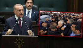 Erdoğan'dan 'tezkere' tepkisi: CHP, HDP'ye teslim oldu