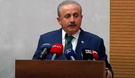 Meclis Başkanı AKP'li Şentop, TÜGVA hakkındaki önergeyi kabul etmedi
