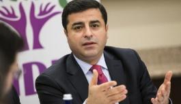 Demirtaş'tan büyükelçi açıklaması: Davutoğlu yargılanmalı