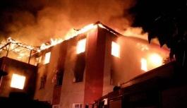12 kişinin öldüğü yurt yangınıyla ilgili tutuklu dernek yöneticilere tahliye