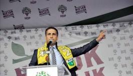 HDP'den CHP'nin 'Hayır' kampanyasına tepki