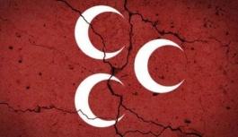 MHP'li vekilden tepki istifası