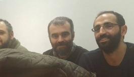 Üç gazeteci Silivri'ye sevk edildi