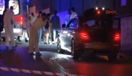İstanbul Sarıyer'de silahlı saldırı