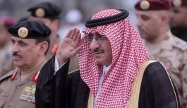 'Görevden alınan Suudi prens Nayif saraya kapatıldı' iddiası