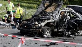 Kiev'de bombalı suikast: Bir Ukraynalı istihbarat görevlisi öldü