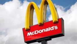 Mc Donalds restoranından hastaneye