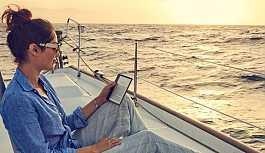 Su geçirmez Amazon Kindle Oasis tanıtıldı!