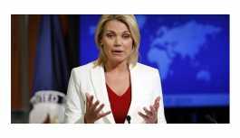 ABD Dışişleri Bakanlığı Sözcüsü Nauert; Afrin'e dair bilgimiz sınırlı