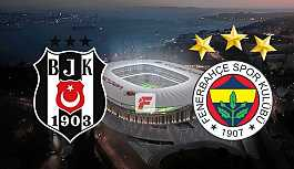 Beşiktaş - Fenerbahçe maçı saat kaçta ve hangi kanalda