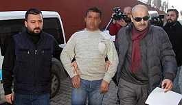 Eşini ve kızını bıçaklayan şahıs gözaltına alındı