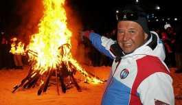 Milli Takım'a kızıp kayak takımlarını yaktılar